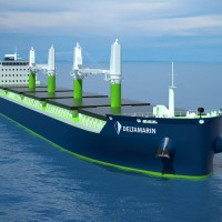 BDelta bulk carrier