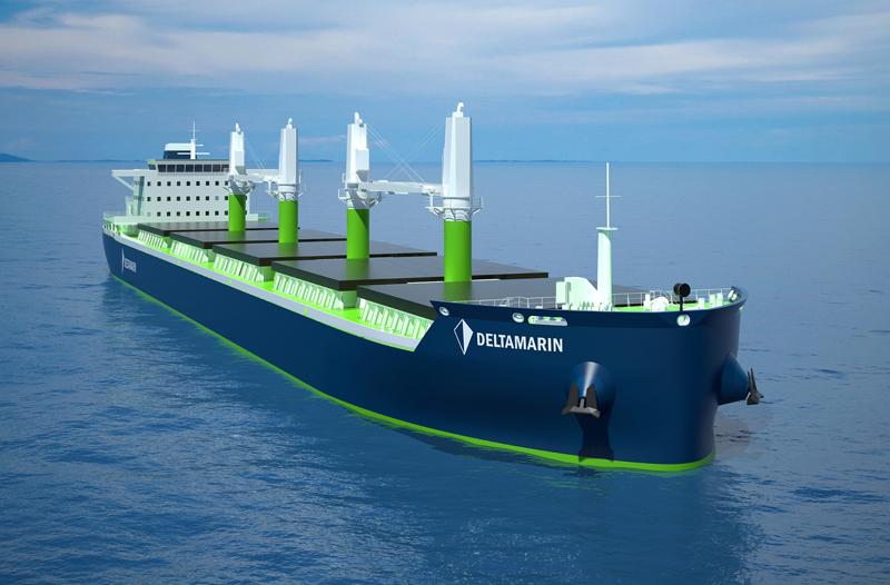 bulk carrier Archives - Deltamarin Ltd