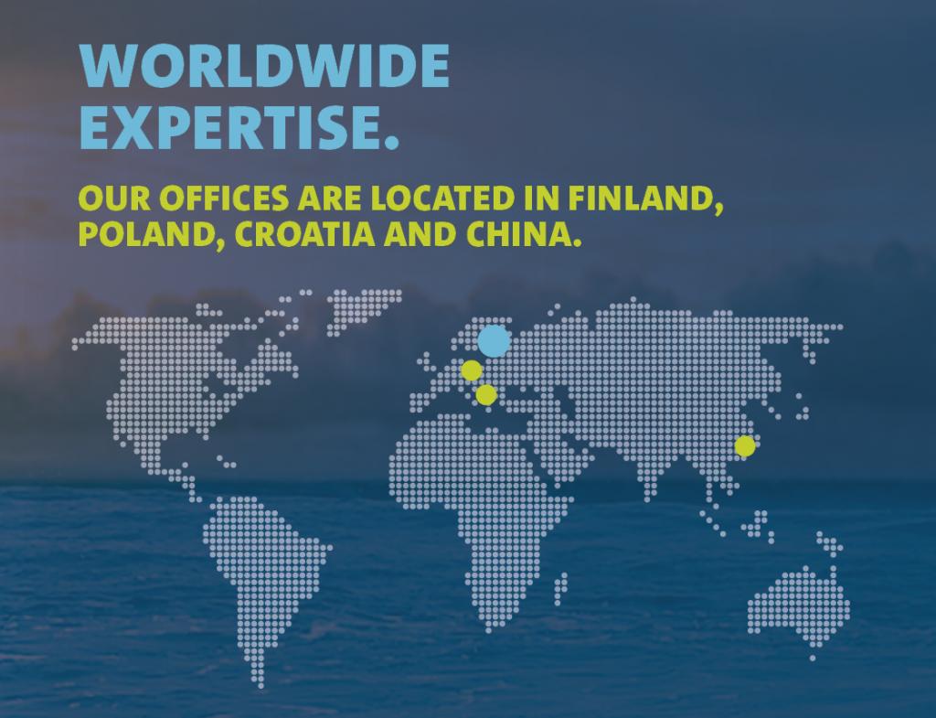 Deltamarin - worldwide expertise