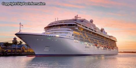 Marina - cruise vessel