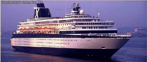 Horizon - cruise vessel revitalization