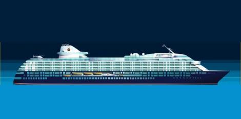 Magellan Deltamarin Ltd - Magellan cruise ship