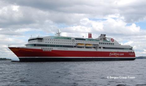 Stavangerfjord ferry