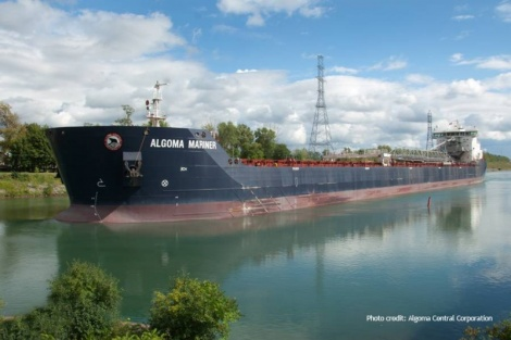 Algoma Mariner - bulk carrier