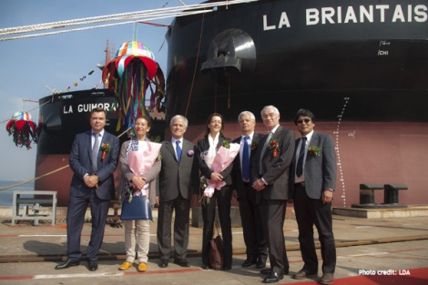 Bulk carriers for LDA based on Deltamarin's B.Delta design