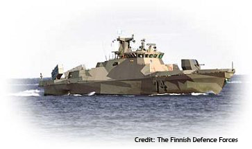 Hamina - missile boat