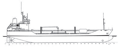 Isola Ambra - chemical tanker