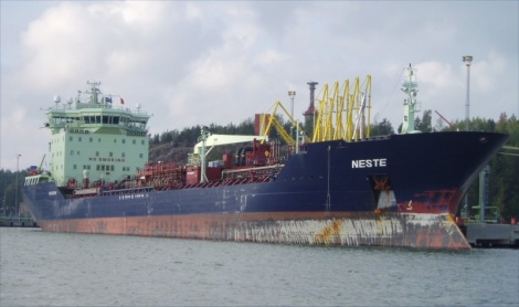 Neste - chemical tanker