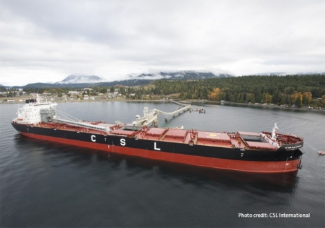 CSL SUL bulk carrier Rt Hon Paul E Martin