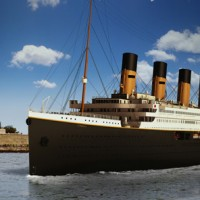 Titanic II New York Harbour copyright Blue Star Line