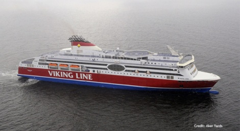 Viking XPRS - high-speed ferry