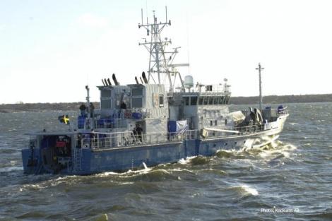 KBV201 - frontier guarding vessel
