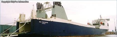 Sea Centurion - ro-ro carrier
