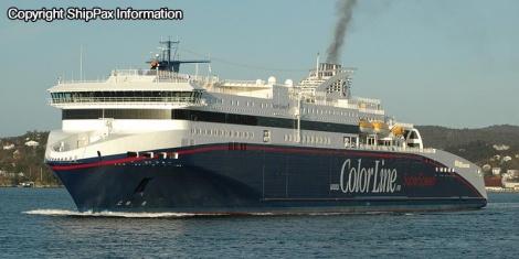 SuperSpeed - ro-ro passenger ferry