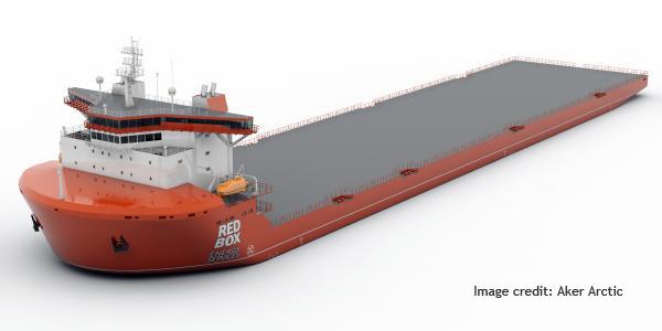 Deltamarin participates in Arctic module carrier design - Deltamarin Ltd