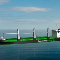 B.Delta26LNG bulk carriers for ESL Shipping