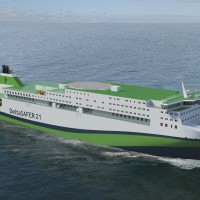 DeltaSAFER - ferry design for the Asian market
