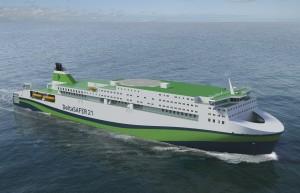 DeltaSAFER - ferry design for the Asian market