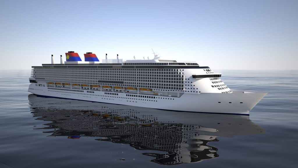 Deltamarin and Elomatic sign contract with MV Werften to design mega