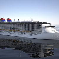 Global Class passenger ship to be built at MV Werften (credit Genting Hong Kong)