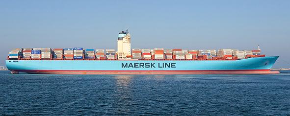 emma maersk container vessel deltamarin ltd