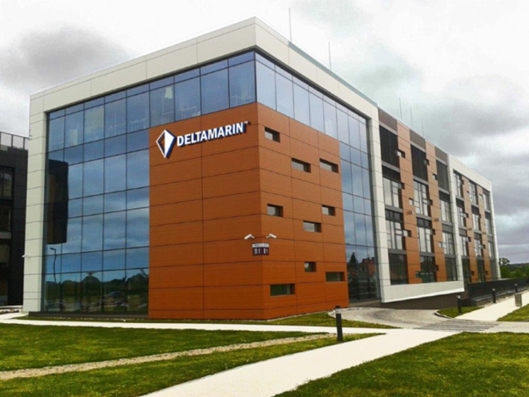 Design and engineering support from Deltamarin Poland