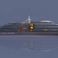 MY Caroline mega yacht - Norwegian Yacht Voyages