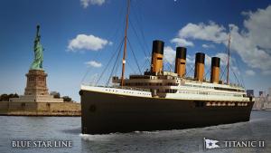 Titanic II ocean liner - credit Blue Star Line