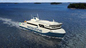 Kvarken Link Ferry - credit Rauma Marine Constructions