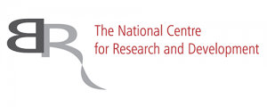 National Centre for Research and Development logo