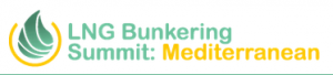 LNG bunkering summit Mediterreanean - logo