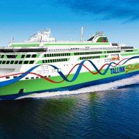 Tallink shuttle ferry - credit Rauma Marine Constructions